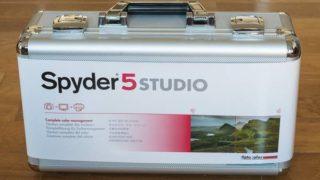 Test : la mallette Spyder5STUDIO de Datacolor