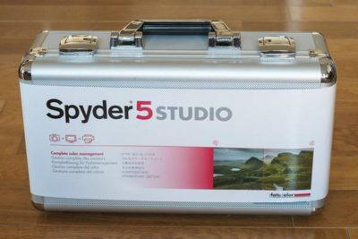 test Spyder5STUDIO de Datacolor