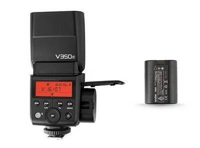 Godox présente les flash V350S et V350F