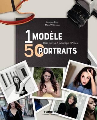 livre 1 modèle, 50 portraits