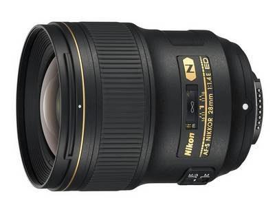 Test Nikon AF-S 28mm f/1,4 E ED