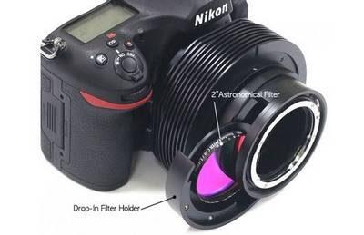 Nikon D850 pour astrophotographie