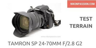 test Tamron 24-70mm f/2.8 G2