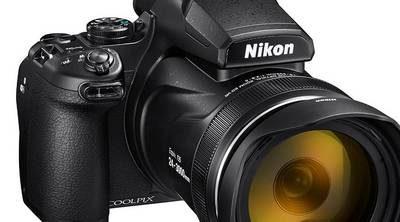 News Nikon Coolpix P1000