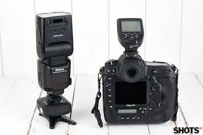 Godox XPro VS Nikon SU-800