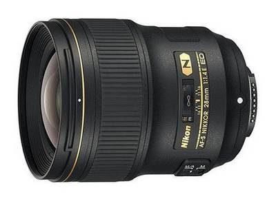 Test Nikon AF-S 28mm f/1,4E ED