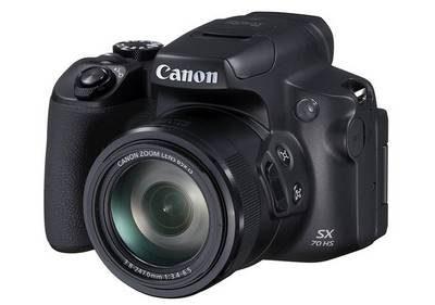 annonce Canon PowerShot SX70 HS