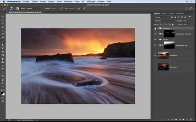 Techniques de prise de vue et traitement photo paysages marins