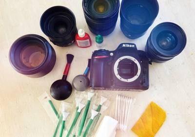 astuces pour protéger appareil photo