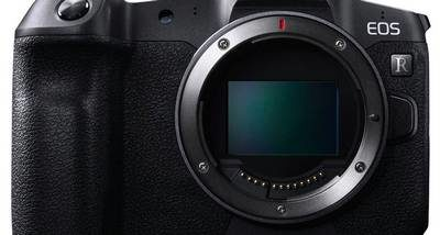 rumeur capteur stabilisé Canon EOS R