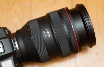 rumeur objectifs Canon RF