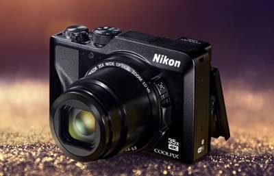 news Nikon Coolpix A1000 et B600