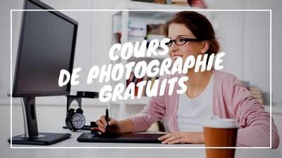 cours de photographie et de vidéo