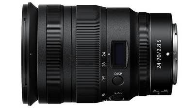 news Nikkor Z 24-70 mm f/2,8 S