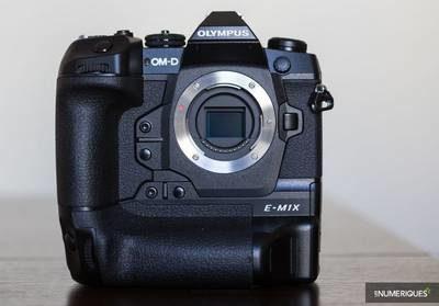 test Olympus OM-D E-M1X