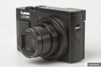 test Panasonic Lumix TZ95