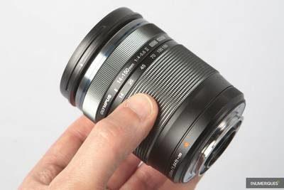 test Olympus M.Zuiko Digital ED 14‑150mm f/4,0‑5,6 II