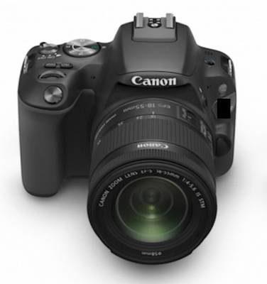 News Canon EOS 250D