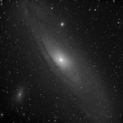 capteurs pour l'astrophotographie