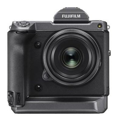 News Fujifilm GFX100