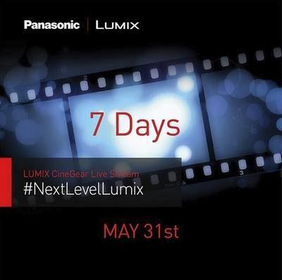 Rumeur Panasonic Lumix Cine