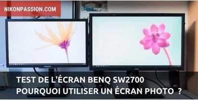 test BenQ SW2700PT