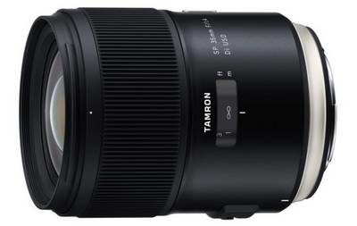 News Tamron SP 35mm f/1,4 Di USD