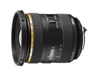 test Pentax-DA* 11-18mm f/2,8