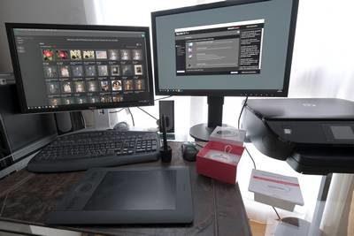 test sonde Datacolor SpyderX